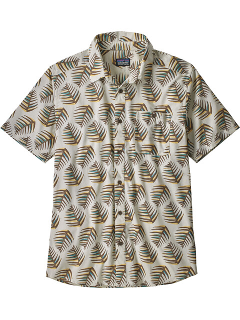 Patagonia M's Go To Shirt Palms of My Heart/Dyno White